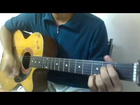 Fuad ft. Shanto - Tomake Bhebe Lekha guitar lesson