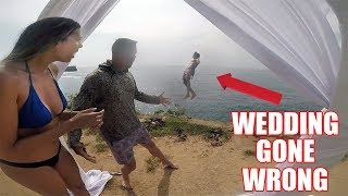 WEDDING GONE WRONG *LEFT AT THE ALTAR*