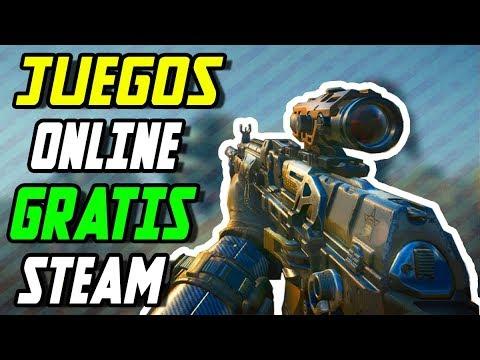 TOP 5: NUEVOS JUEGOS Online [Multijugador] GRATIS PARA PC Steam 2019 | Bajos  & Medios Requisitos!