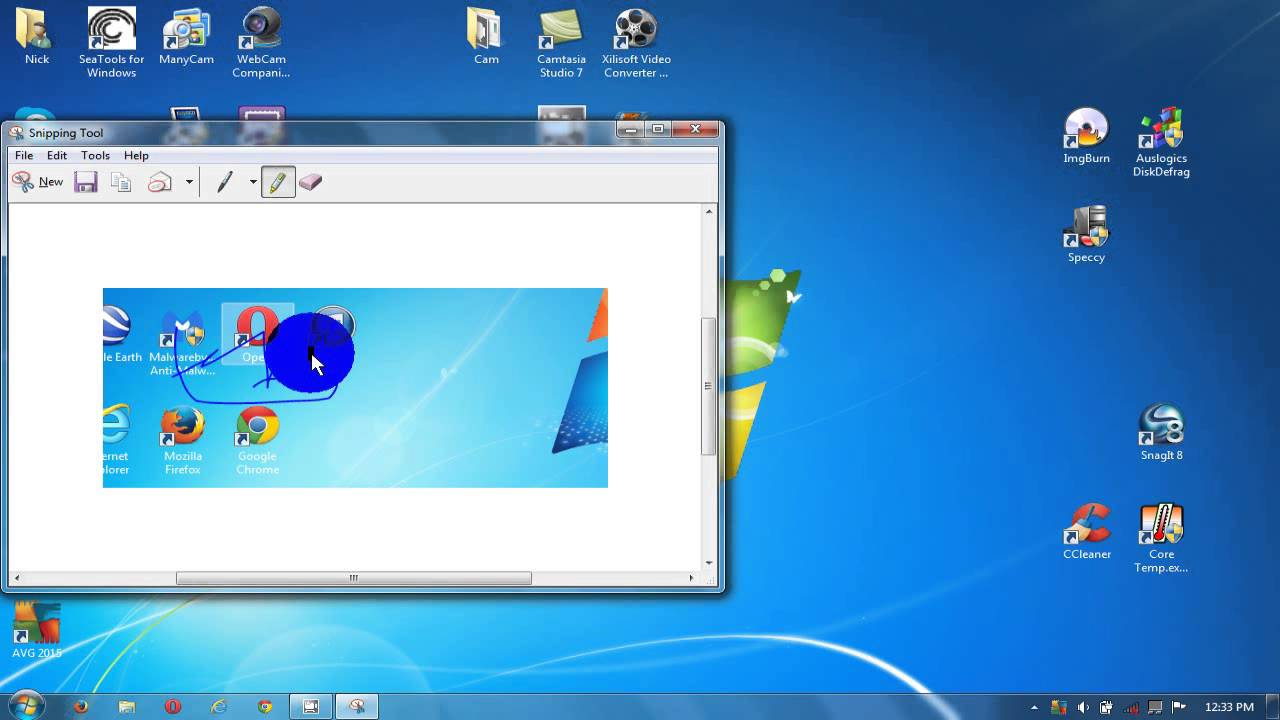 How to use the Snipping Tool in Windows 7 - Free & Easy