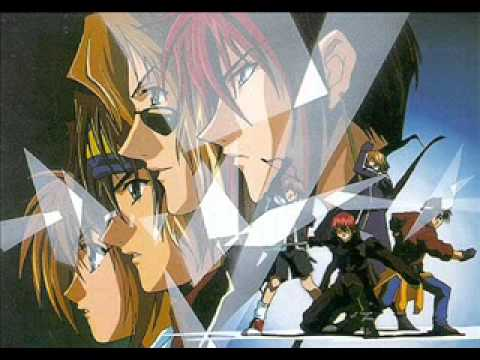 Weiss Kreuz OST - Velvet Underworld Karaoke Version