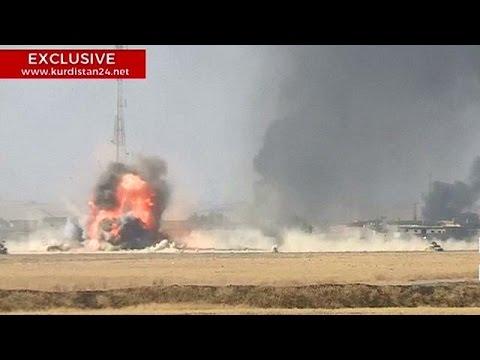 Irak : premier jour d'offensives sur Mossoul