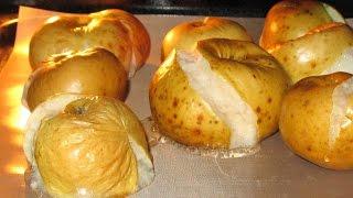 Яблочное пюре.  Заготовка на зиму из кислых яблок.