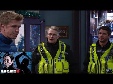 Emmerdale - Robert Is Arrested For Fraud