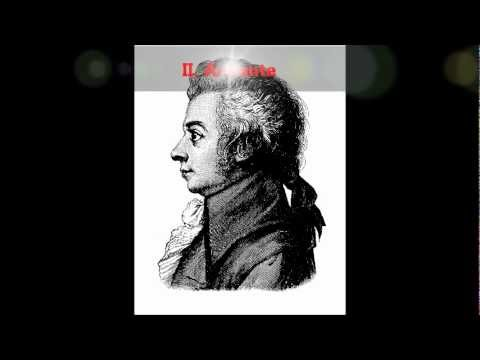 Mozart - Sinfonia Concertante for Violin, Viola and Orchestra in E flat, K. 364 / K. 320d [complete]