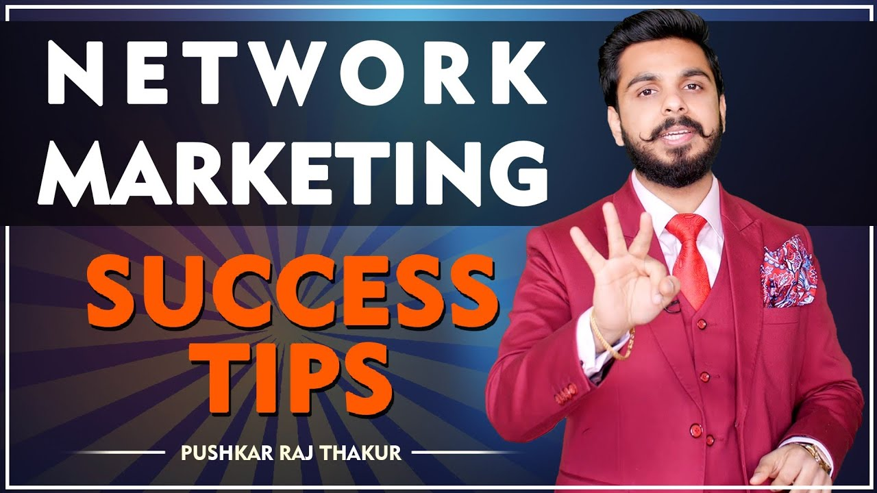 Network Marketing Tips & Techniques | MLM Mastery Training