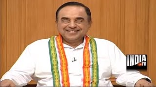 Subramanian Swamy in Aap Ki Adalat (Part 1)