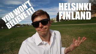 just click the video and i ll show you helsinki finland