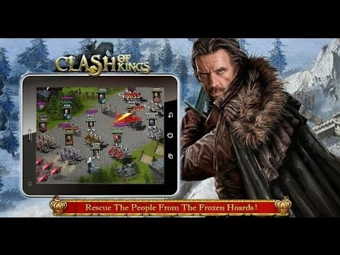 Clash Of Kings Gameplay Review - IOS & Android - HD