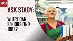 Where Can Seniors Find Jobs?