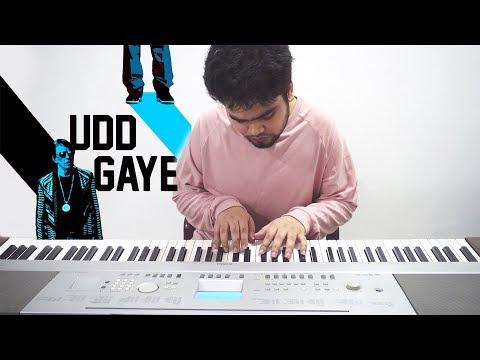 Ritviz - Udd Gaye - EPIC PIANO COVER