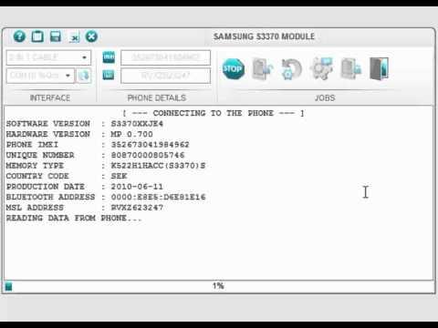 Unlock Samsung S3370
