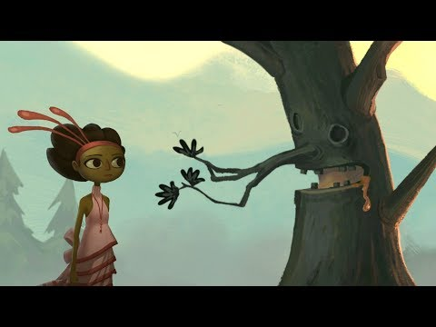 Broken Age: Act 1 - Talking Tree - Part 8