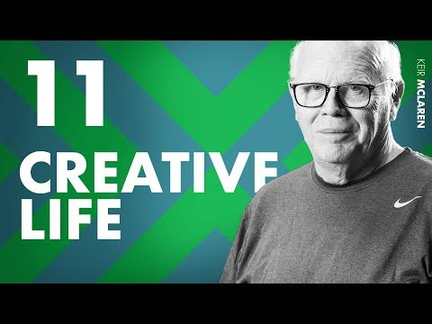 Thoughts On Living A Creative Life Ep. 11 w/ Keir McLaren