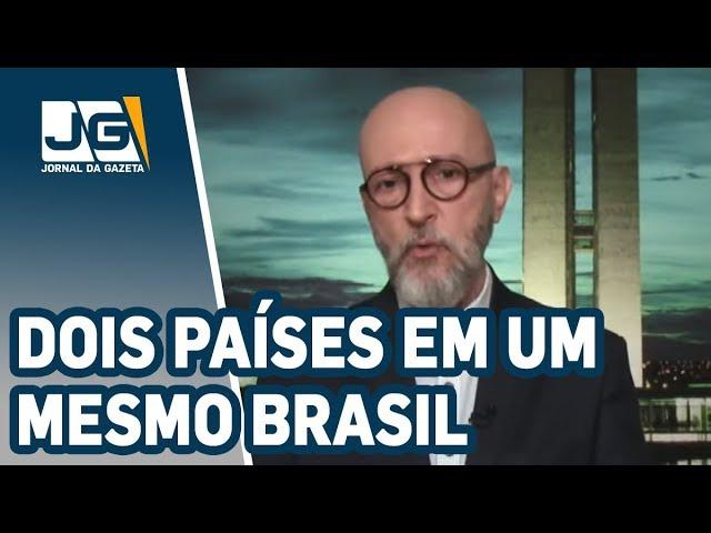 Josias de Souza / Dois países em um mesmo Brasil: o do Twitter do presidente e o real