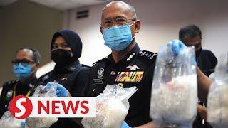 Police seized 69kg of syabu in latest drug bust