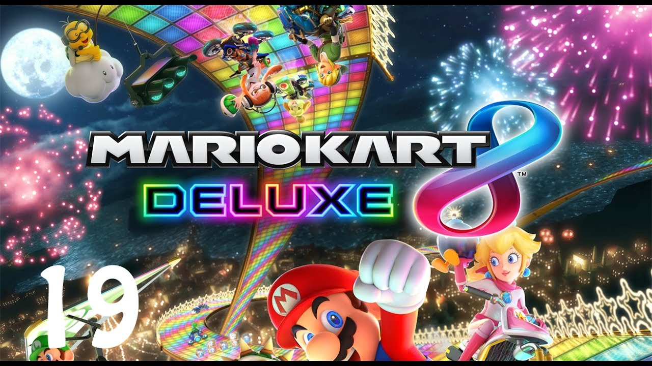 kart e18 MARIO KART 8 DELUXE   E18   So Random   YouTube kart e18