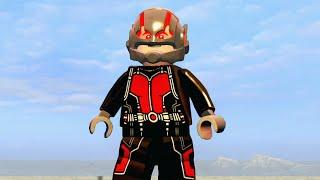 ЧЕЛОВЕК-МУРАВЕЙ в LEGO Marvel's Avengers (DLC)