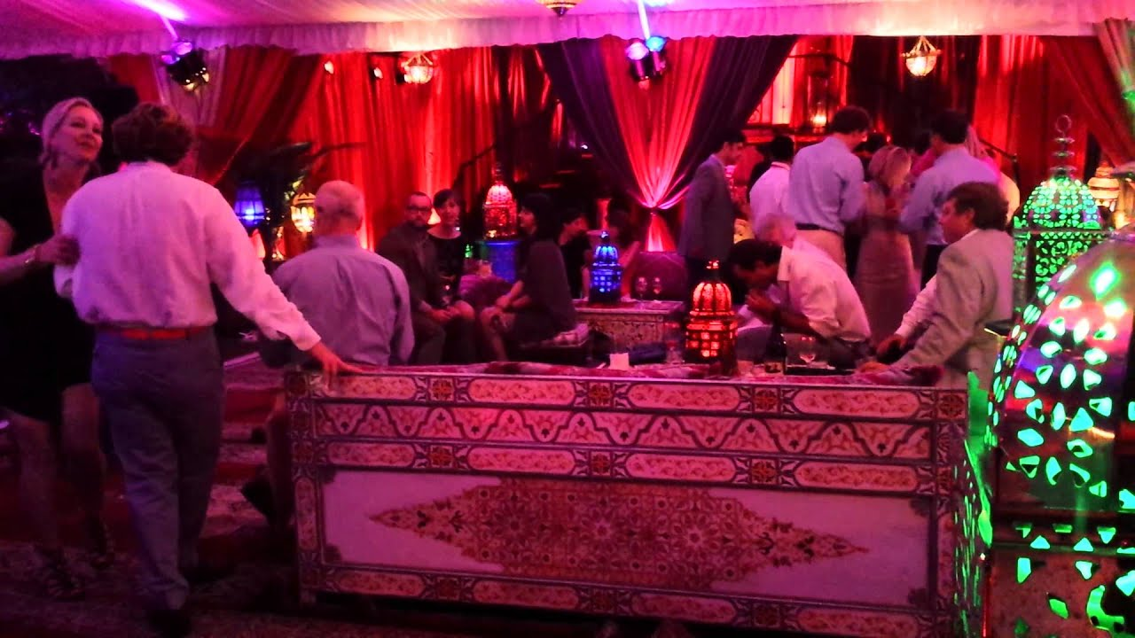 moroccan tent party decor ideas by caidal events youtube