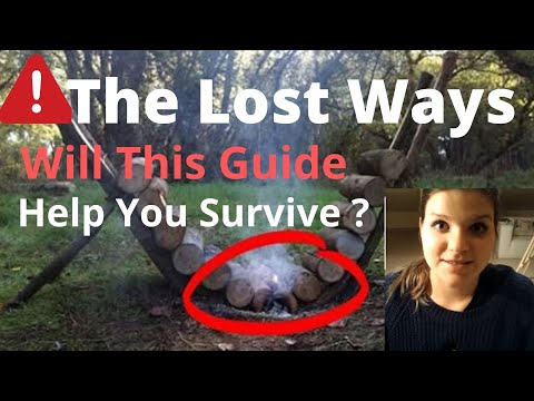 The Lost Ways Book Reviews (2020) – Ultimate Survival Tactics – DON'T BUY IT Before You Watch This!