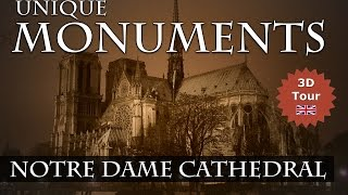 3D Tour at Notre Dame Cathedral