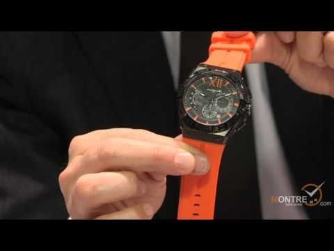 Lancaster Watches Presentation At BaselWorld 2012