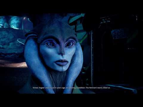 Mass Effect: Andromeda - try to avoid water wars with Annea on Elaaden