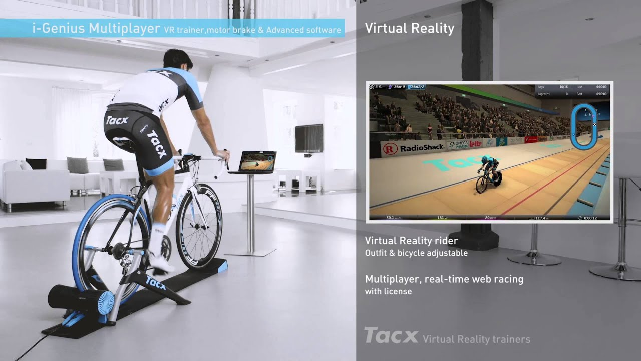 Home Trainer Tacx Youtube