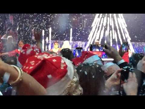 Kylie Minogue Let It Snow Live At The Royal Albert Hall