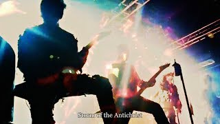Watain - Storm of the Antichrist  (LYRIC VIDEO)