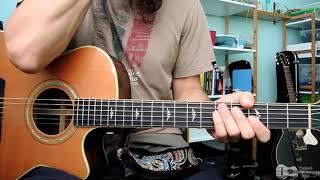 Rosa na kolejích - lekce na kytaru