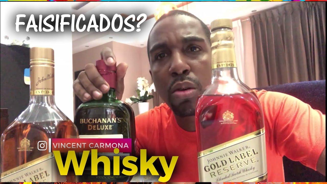 Como detectar un Whisky FALSO!  | El Dotol Nastra