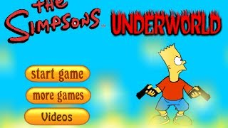 THE SIMPSON UNDERWORLD Walkthrough