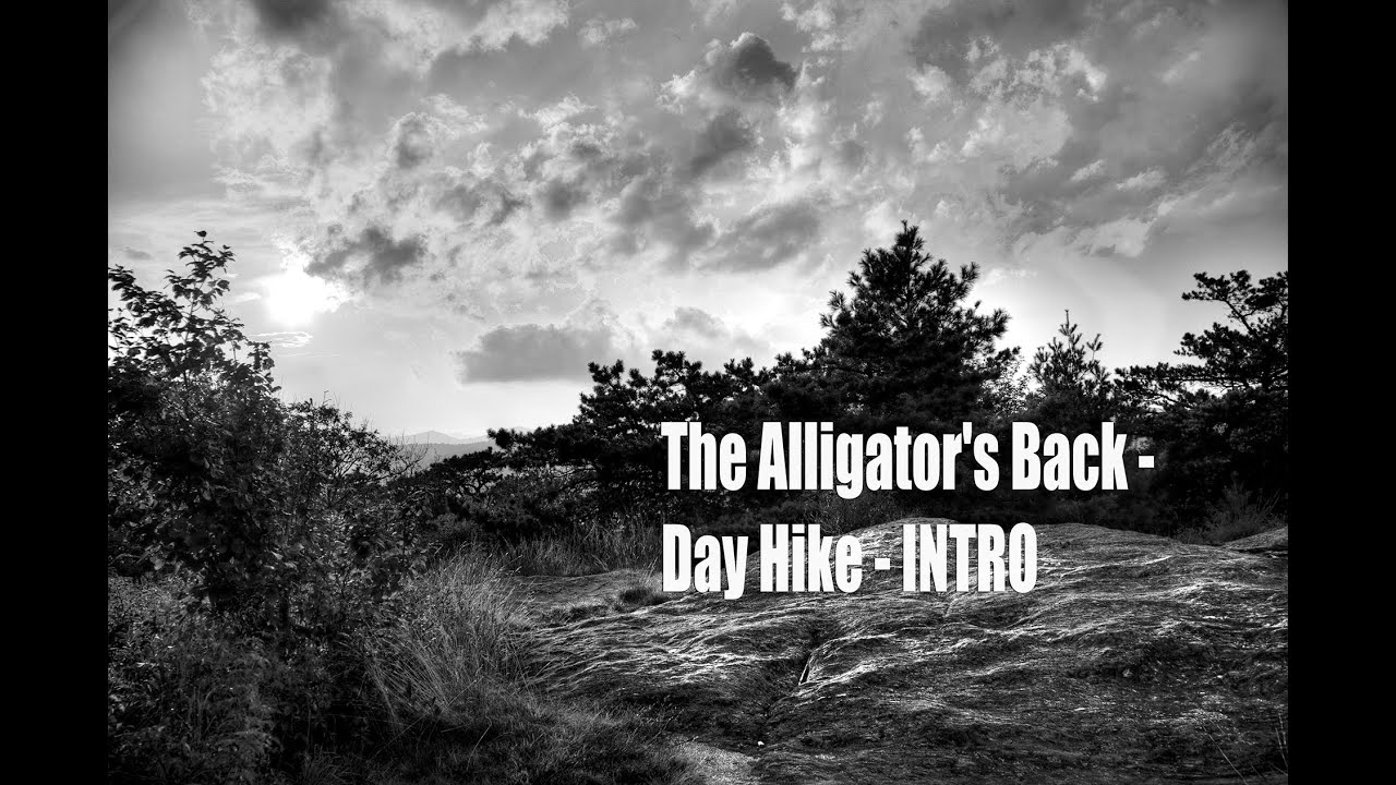 The Alligator s Back Day Hike INTRO The Outdoor Gear Review