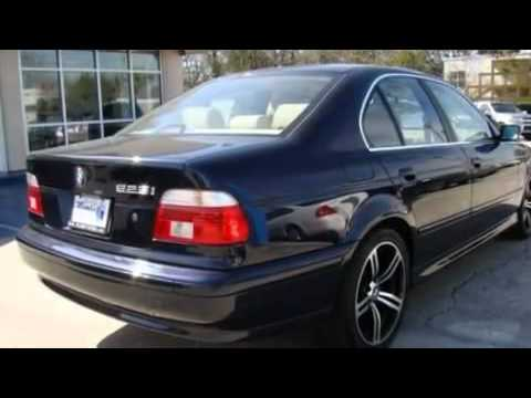 2001 BMW 525I SC - YouTube