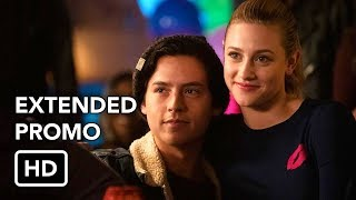 "Riverdale 3x10 Extended Promo ""The Stranger"" (HD) Season 3 Episode 10 Extended Promo"