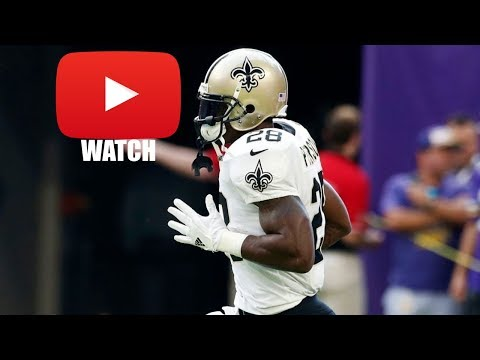 Adrian Peterson Saints Highlights | Every Play (HD)