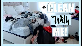 CLEANING OUT MY CLOSET | Diana & Jose