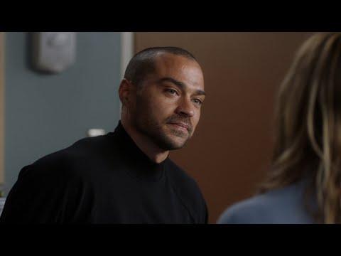 Download Jackson and Meredith Say Goodbye - Grey's Anatomy