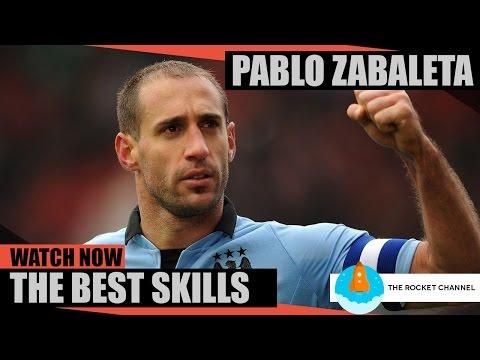 Pablo Zabaleta • Best Skills [HD]