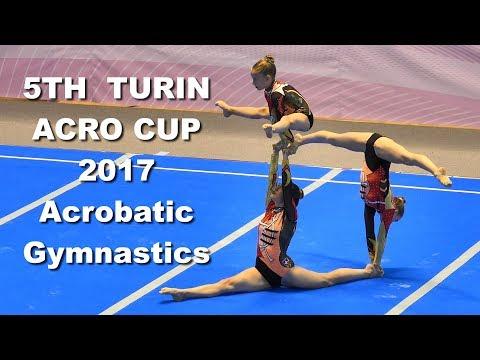5TH  TURIN ACRO CUP 2017- Acrobatic Gymnastics, Qualification Day (12)