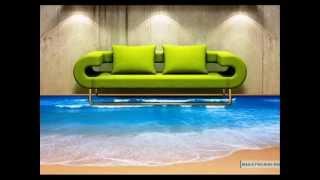 видео Разновидности наливного пола