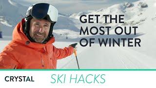 Ski Holidays - Ski Hacks with Crystal Ski Holidays