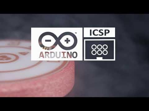 Arduino ICSP Programmer