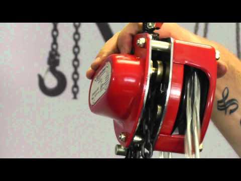 LiftinGear 250KG Chainblock