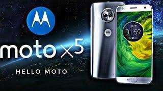 Motorola Moto X5 2018 : Official Concept