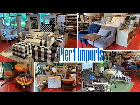 pier-1-home-decor-|-living-room-furniture-|-outdoor-furniture-|-shop-with-me-may-2019