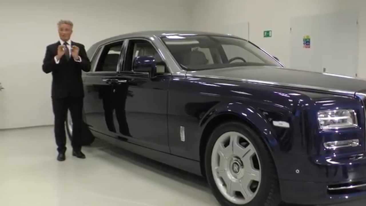 AUTOMIX.SK: Rolls-Royce Chauffeur Academy
