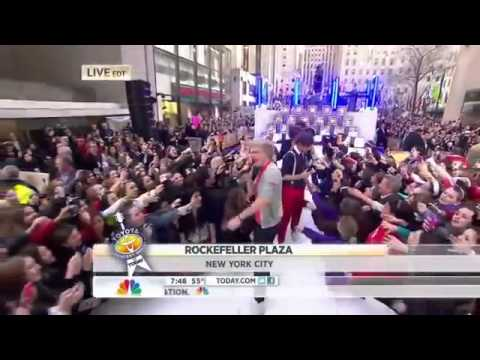 One Direction On The Today Show - FULL HD
