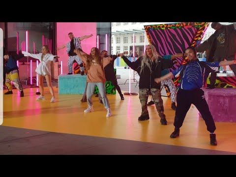 Little Mix- Bounce Back Sound Check- The One Show